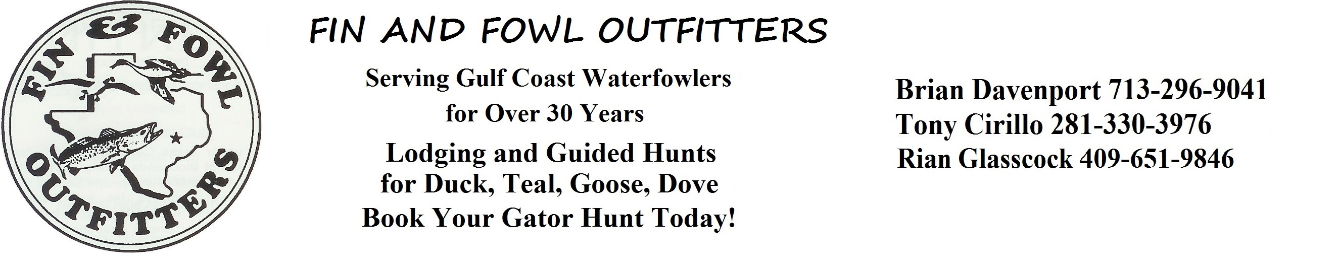 Fin and Fowl Outfitters